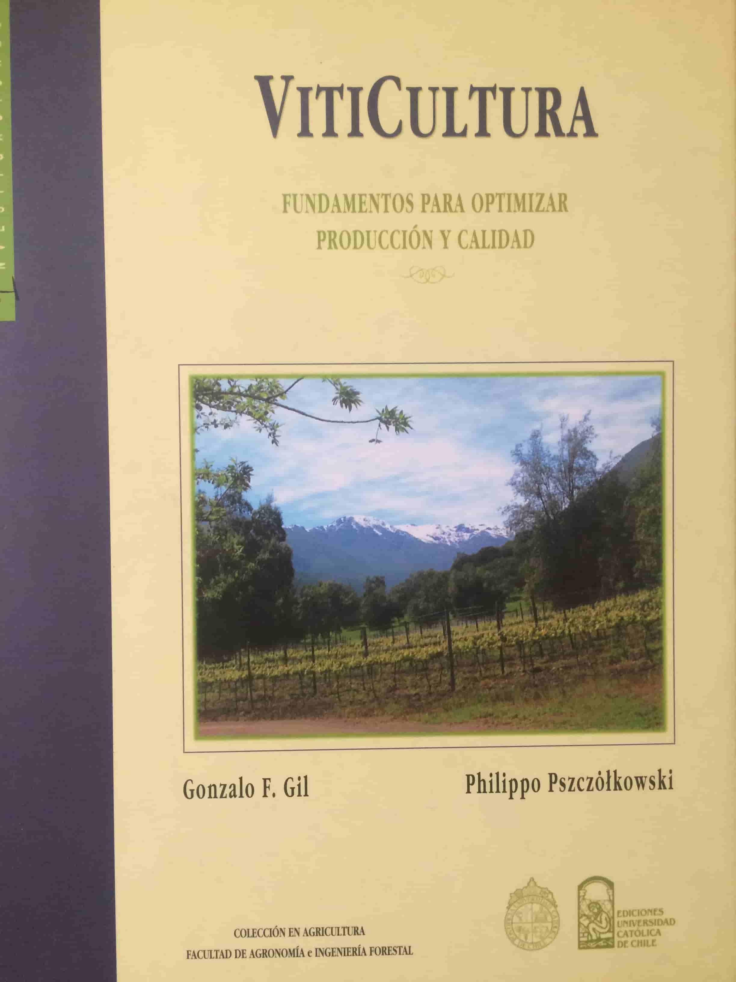 Libro VitiCultura Philippo