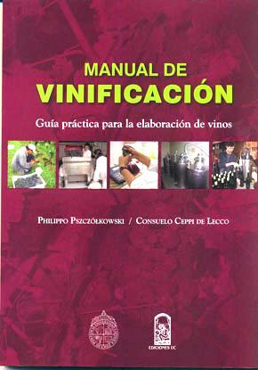 Manual de vinificacion